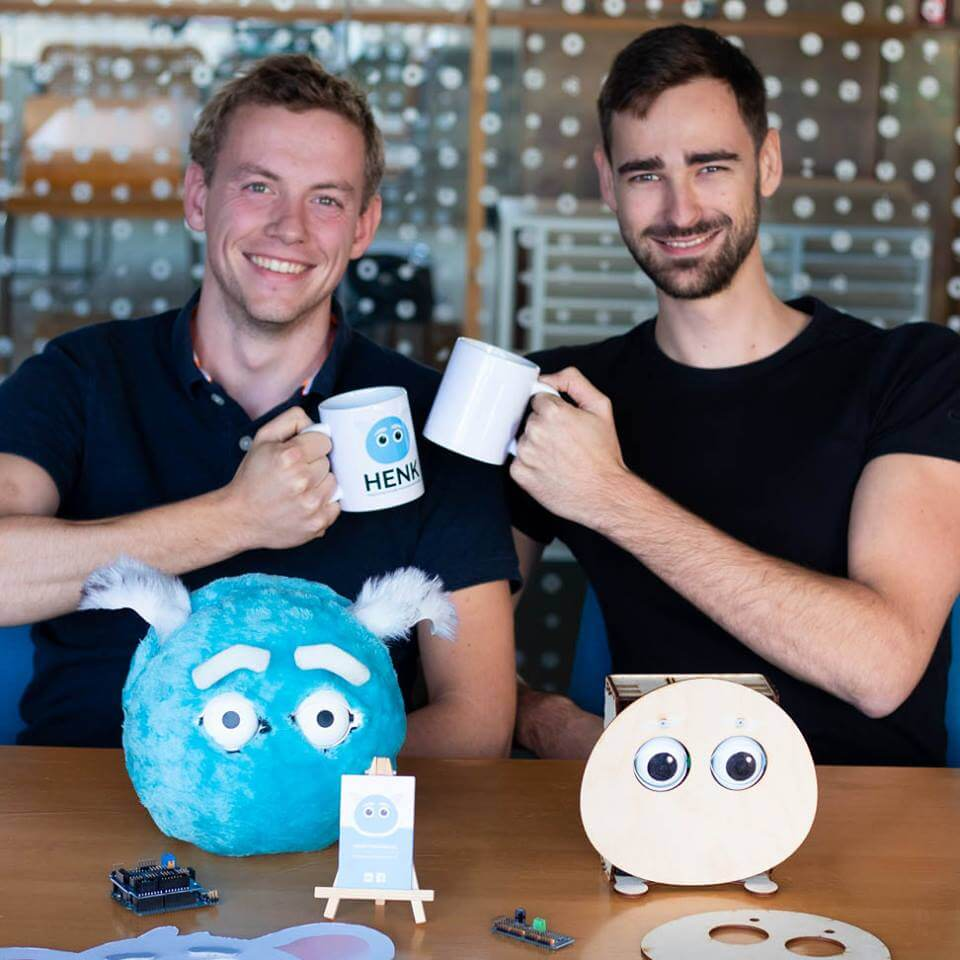 Q&A met Kroonjuwelen Joël & Niels van Health Heroes