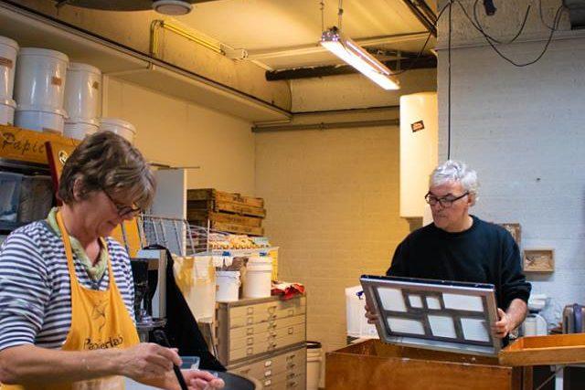 Q&A met #KROONjuweel Marieke de Hoop van Papiermakerij de Hoop.