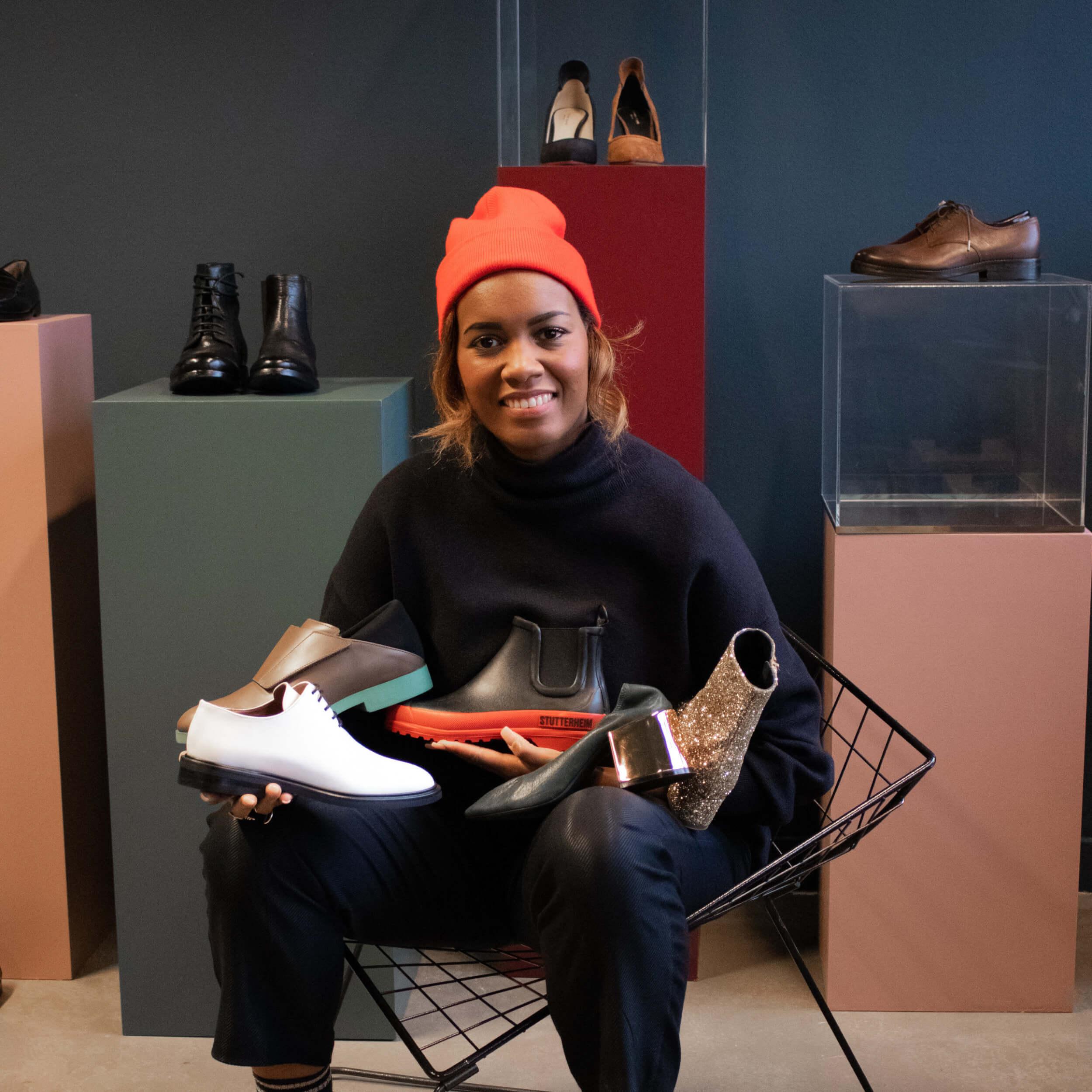 Q&A met #KROONjuweel Arlinda Mendes da Silva van Mndsshoes; 'Ik ben er klaar voor mijn eigen schoenen te gaan ontwerpen.'