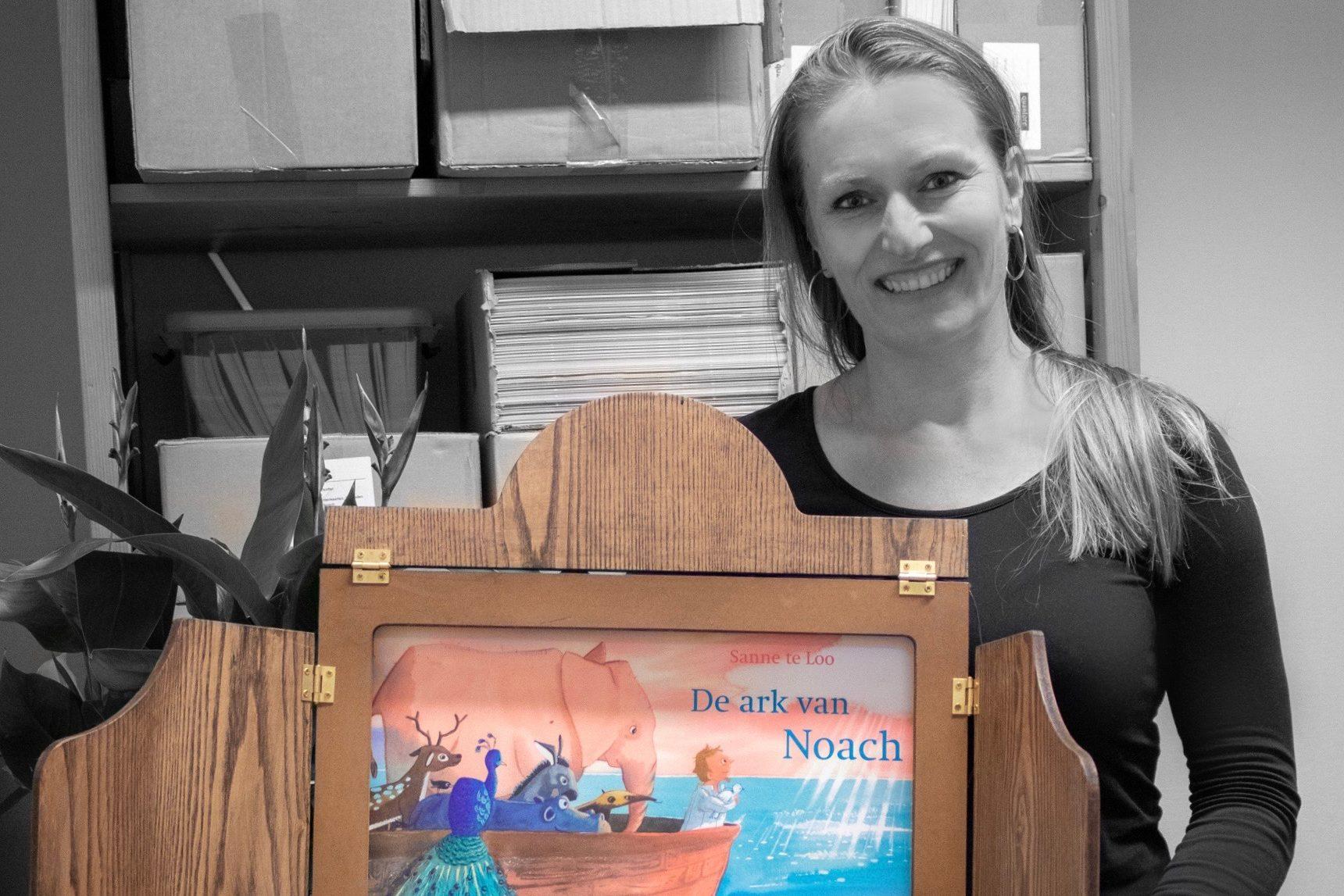 Q&A met #KROONjuweel Marleen Verhulst van De Schatkoffer - Bijbelverhalen met verbeeldingskracht.
