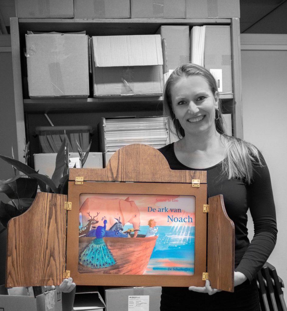 Q&A met #KROONjuweel Marleen Verhulst van De Schatkoffer – Bijbelverhalen met verbeeldingskracht.