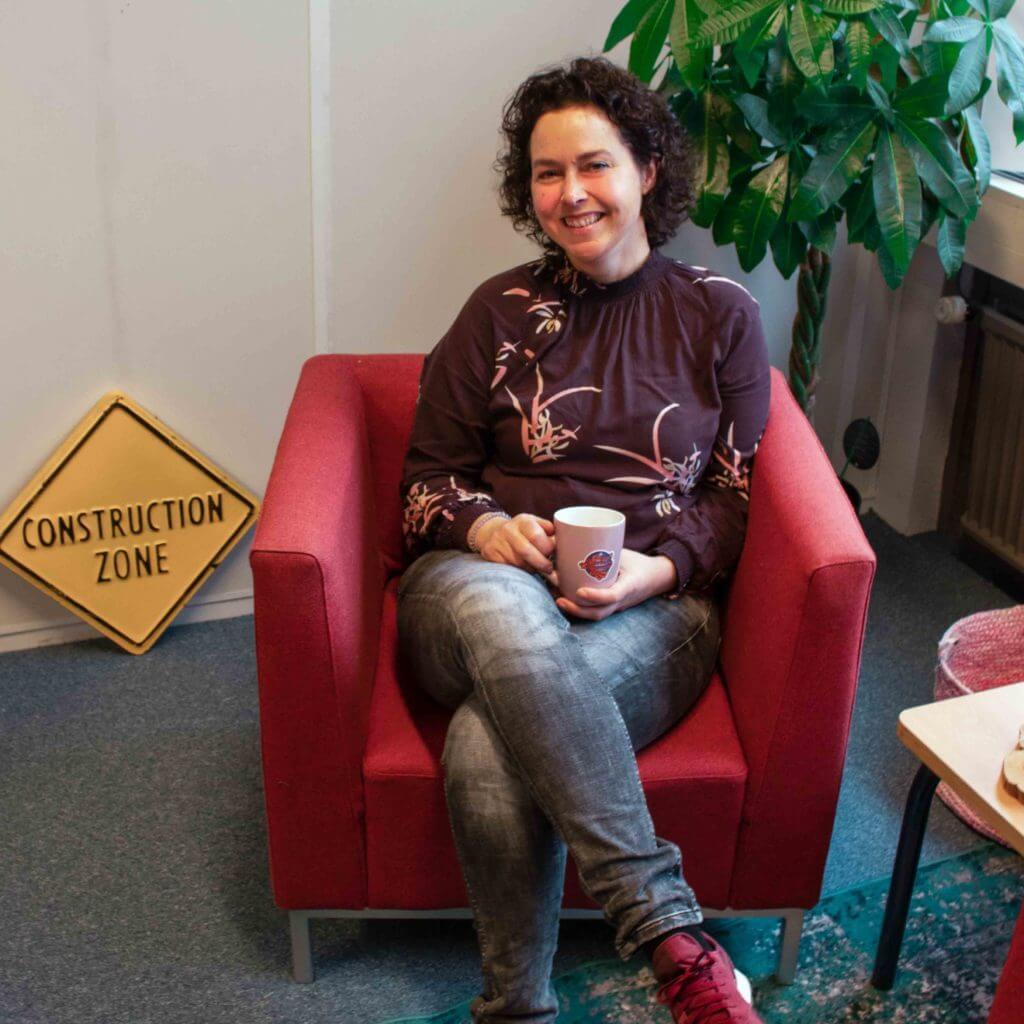 Q&A met KROON'er Anne-Marie Delfgaauw Coaching: 'Ik help mensen te ontdekken wie ze zijn en wat hen drijft en hoe je je vanuit je eigen kracht kunt neerzetten.'
