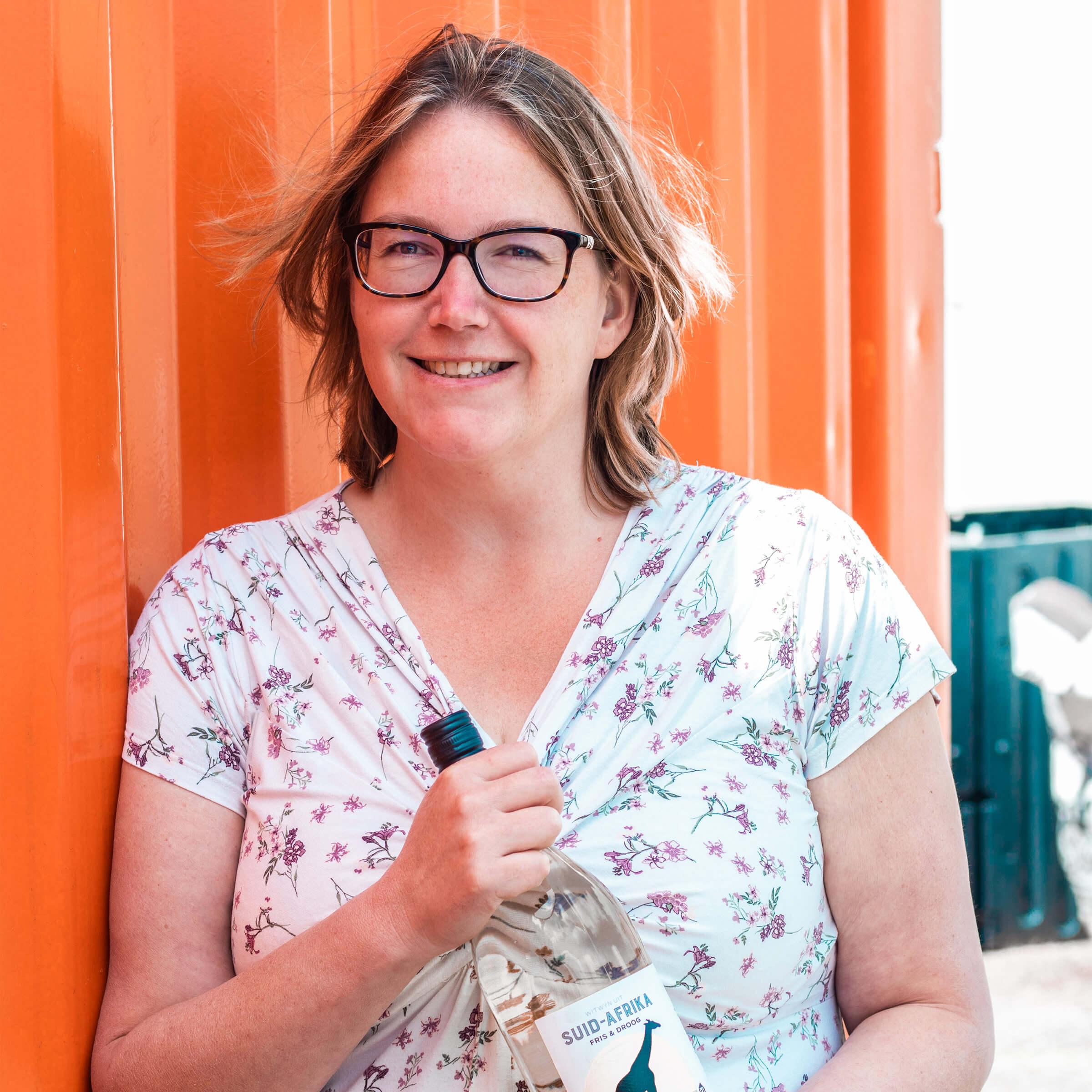 Q&A met Martine Brouns: 'Buiten werktijd drink ik graag wijn. Of lees ik, reis ik, geniet ik van concerten, musea en koken. Om het vervolgens op te eten en een dutje te doen. Ik ben goed in slapen.'