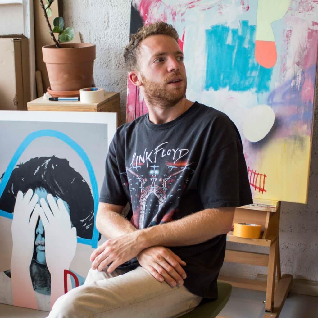 """Q&A met Tom Kraanen: """"Ik hoef niet per sé stinkend rijk te zijn maar een creatief leven leiden is voor mij wel het doel."""""""