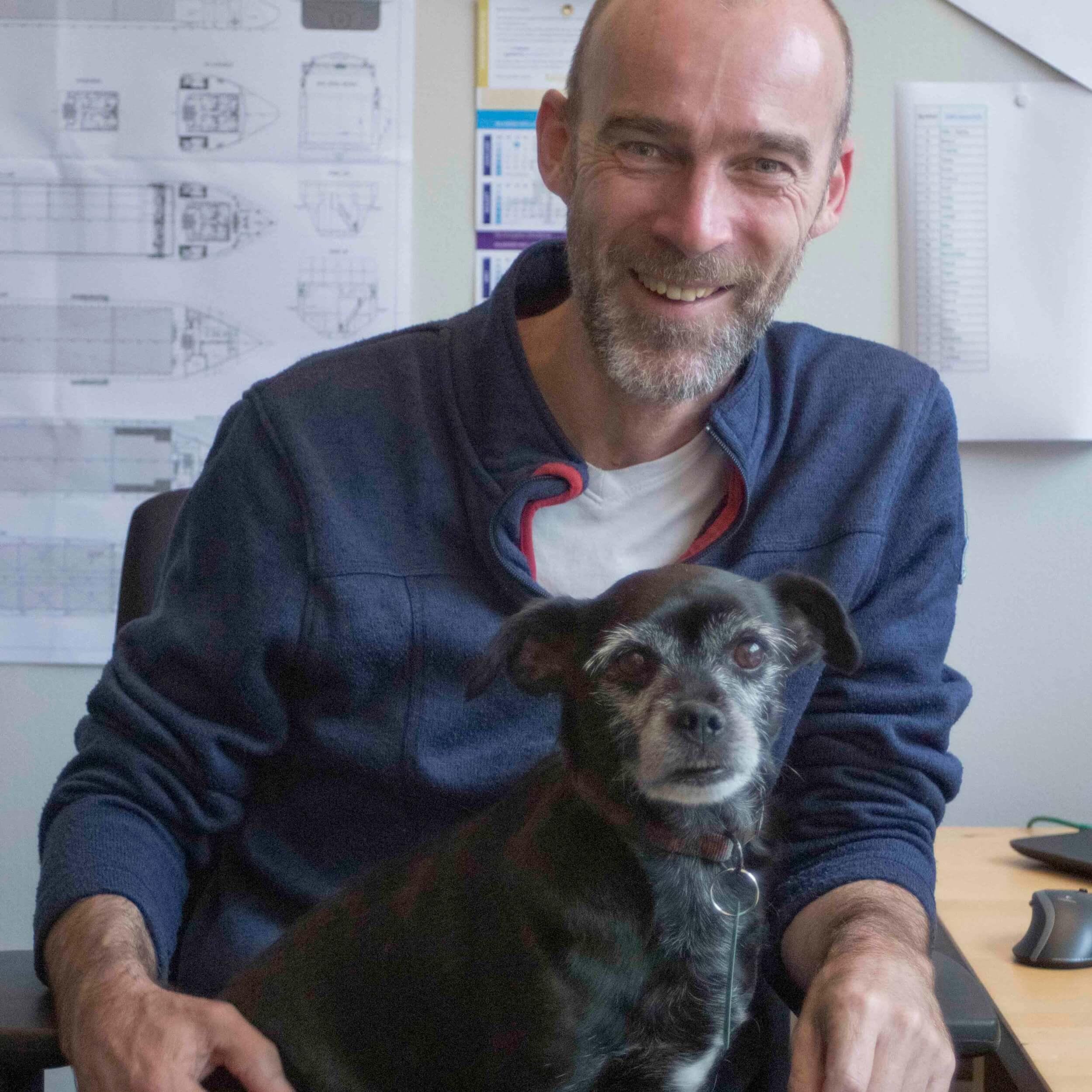 Q&A met Jort Brouwer van Dutch Offshore Innovators BV
